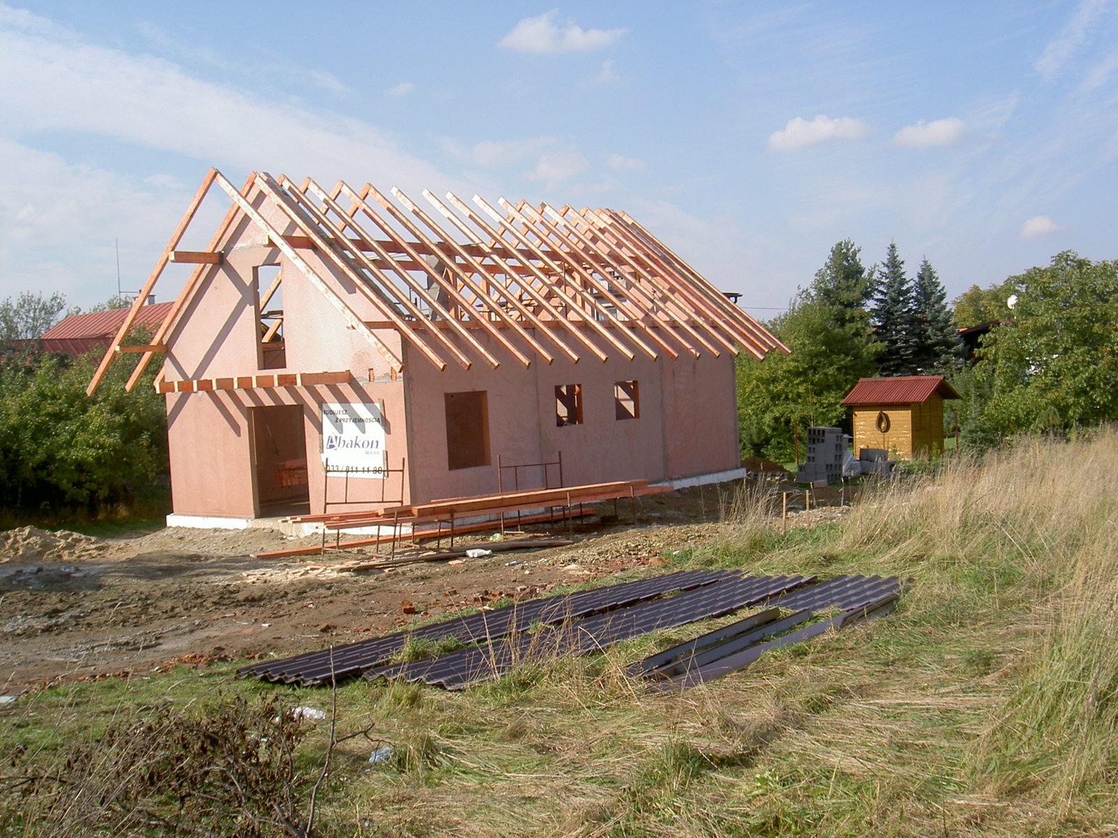 Projekty levných montovaných domů z keramzitu
