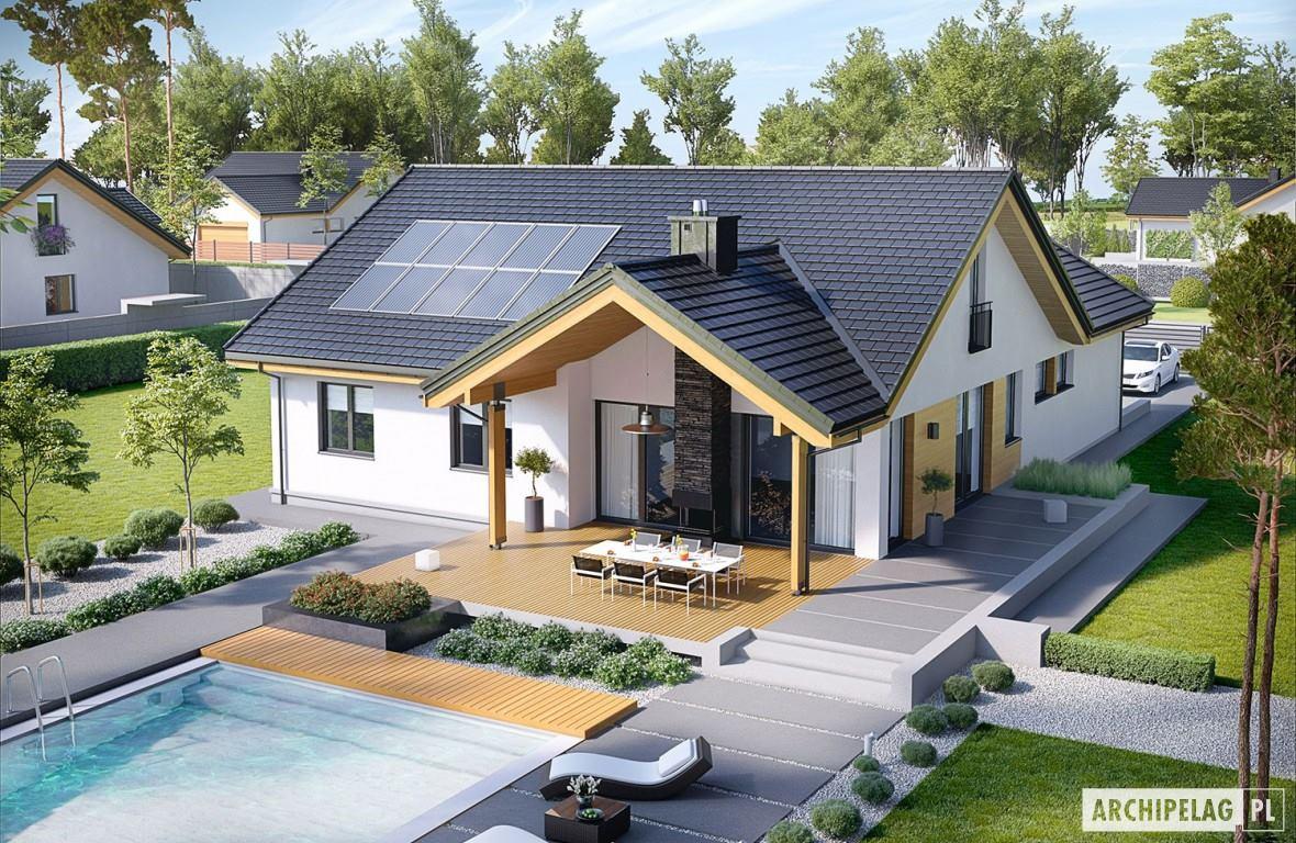 Nízkoenergetické montované domy